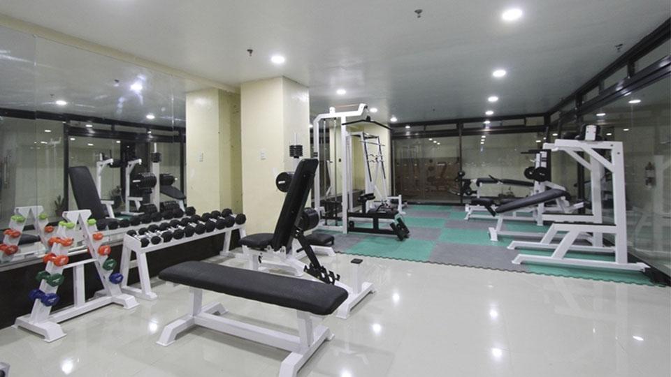 健身房 1 TW