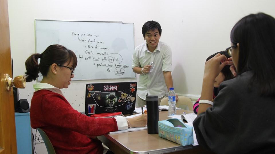在菲律賓學習雅思
