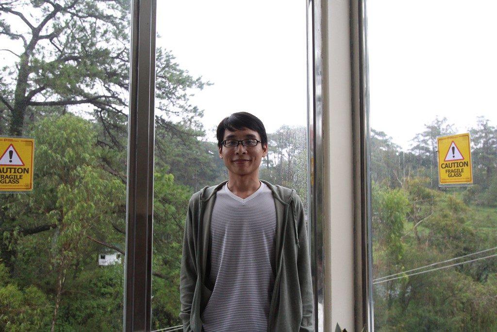 學英語   我在菲律賓碧瑤PINES的日子