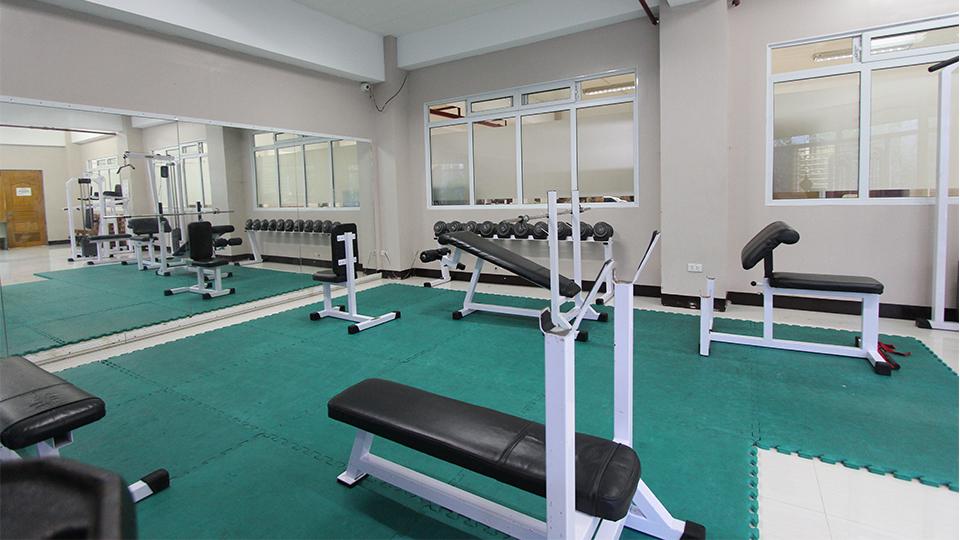 Chapis 健身房 CN