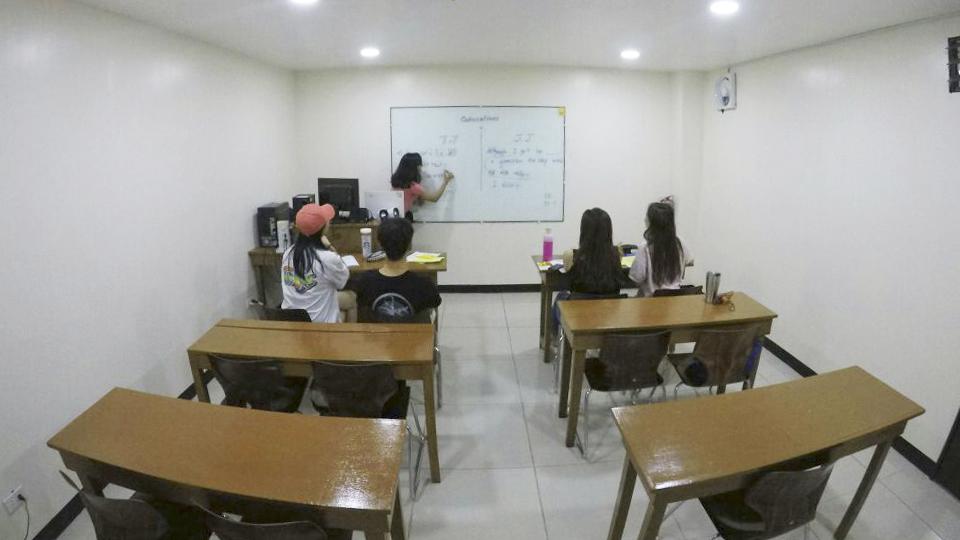 2 CN 团体大教室