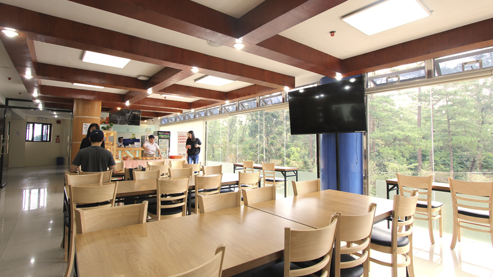 Main Campus Cafeteria