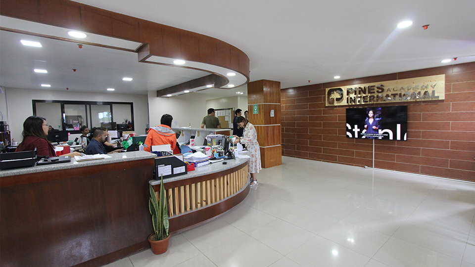 Information Desk 1