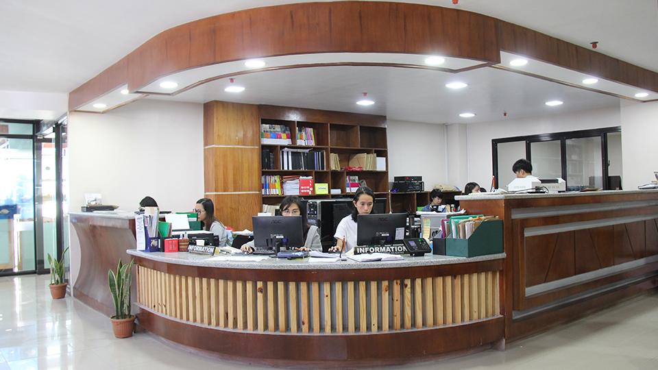 Main Campus Front Desk