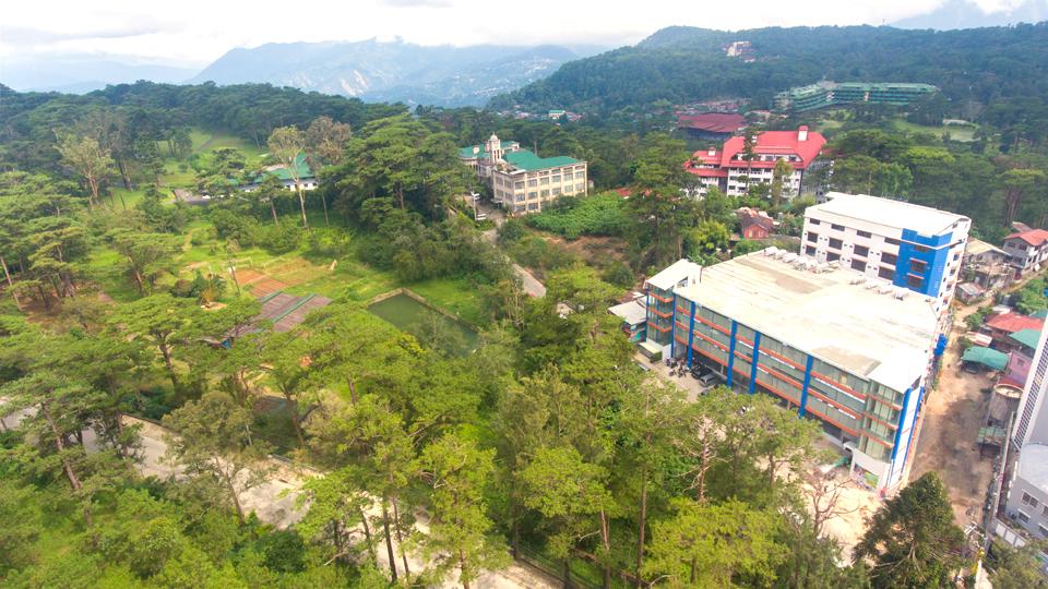 Main Campus Exterior 4