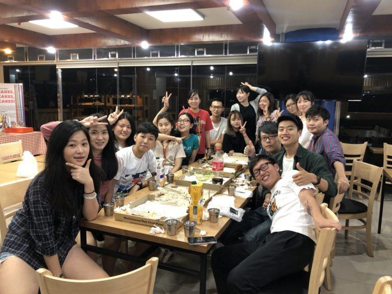 国际学习之旅, 菲律賓英語學院