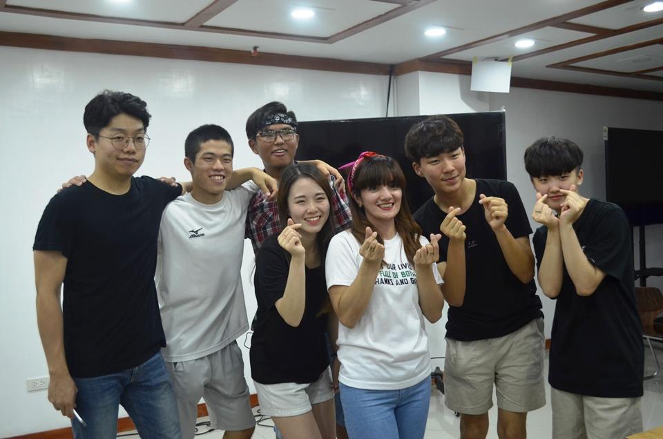 Study English Abroad, 在國外學習英語