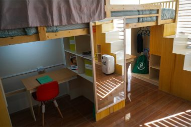 pines accommodation main , 碧瑶语言学校