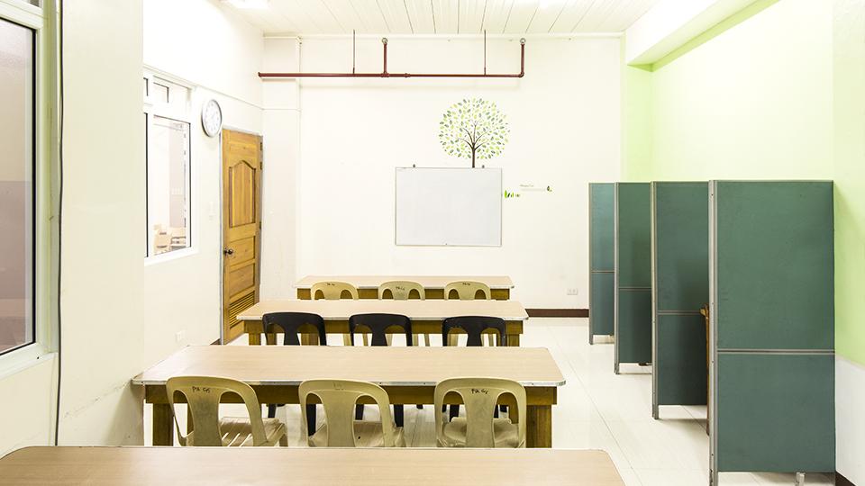 Phòng học ở Chapis