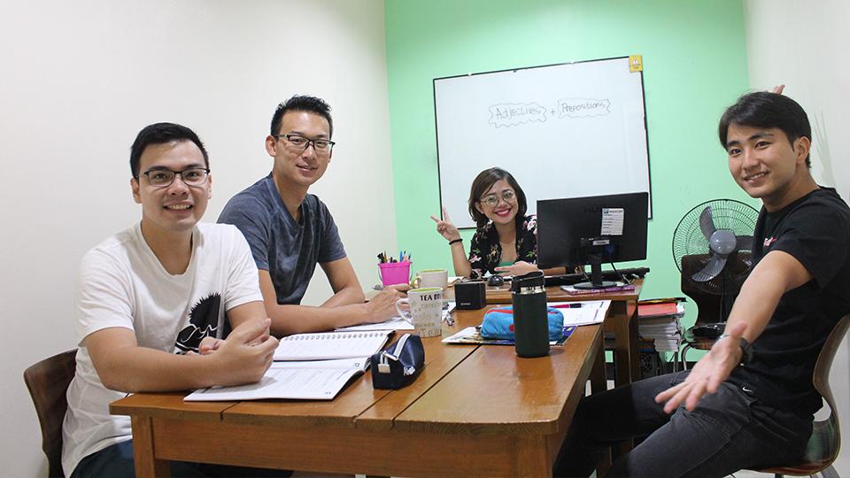 Philippines English School, 在菲律賓學習英語, 在菲律宾学习英语