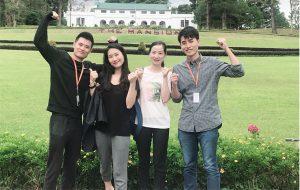 在菲律宾学习英语, 在菲律賓學習英語
