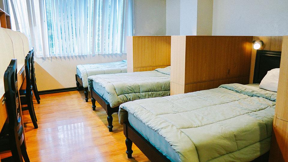 Phòng ngủ 3 người