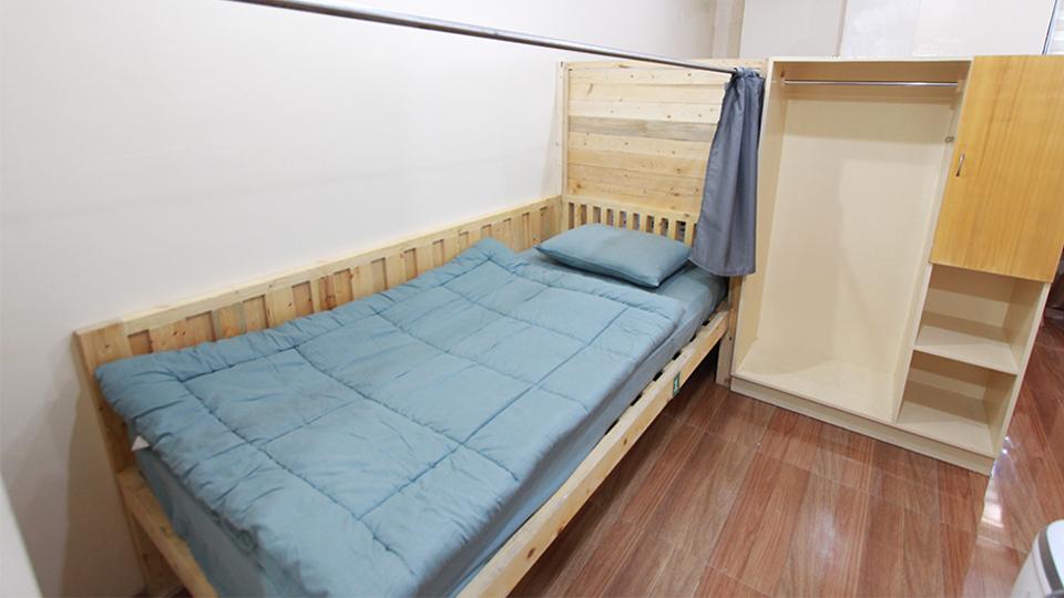 ห้องนอนสำหรับสี่คน (แฝด)