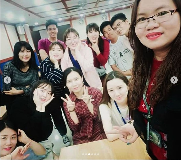 study english in the philippines, 在海外学习