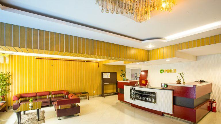 Front Desk/ Lounge Area Chapis