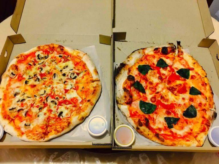 ピザ バギオ イタリアン