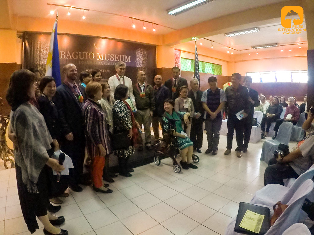 learn english abroad, baguio officials