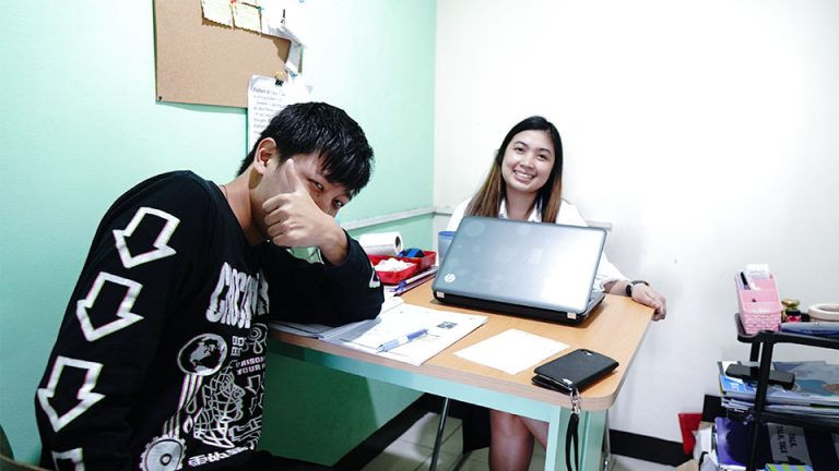 study english in baguio intensive course review