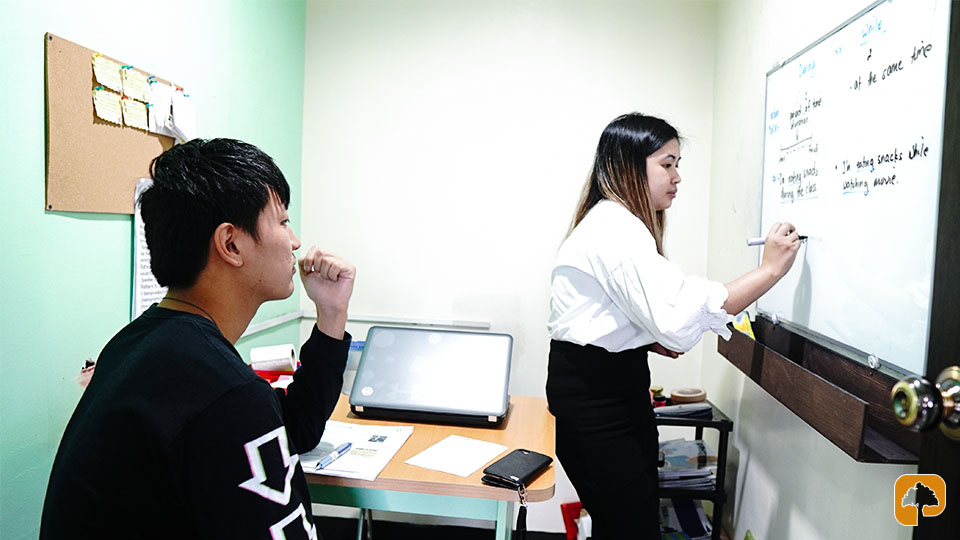 study english in baguio