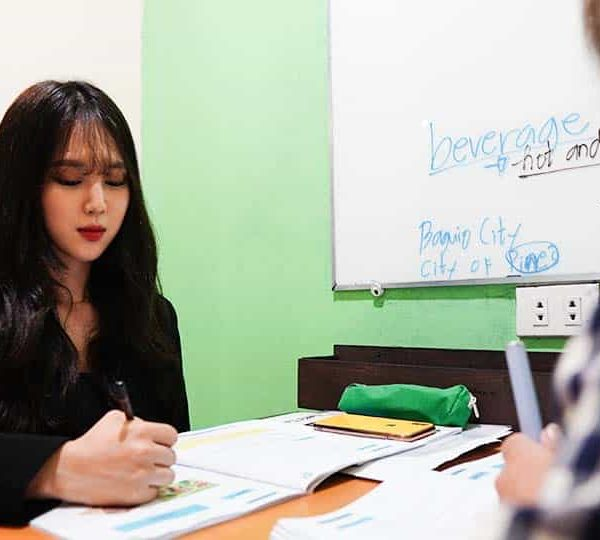 study english in baguio