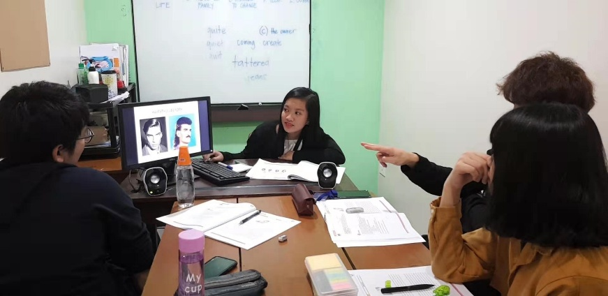 Study english in the Philippines Baguio