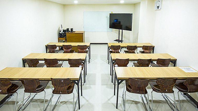 메인캠퍼스 교실